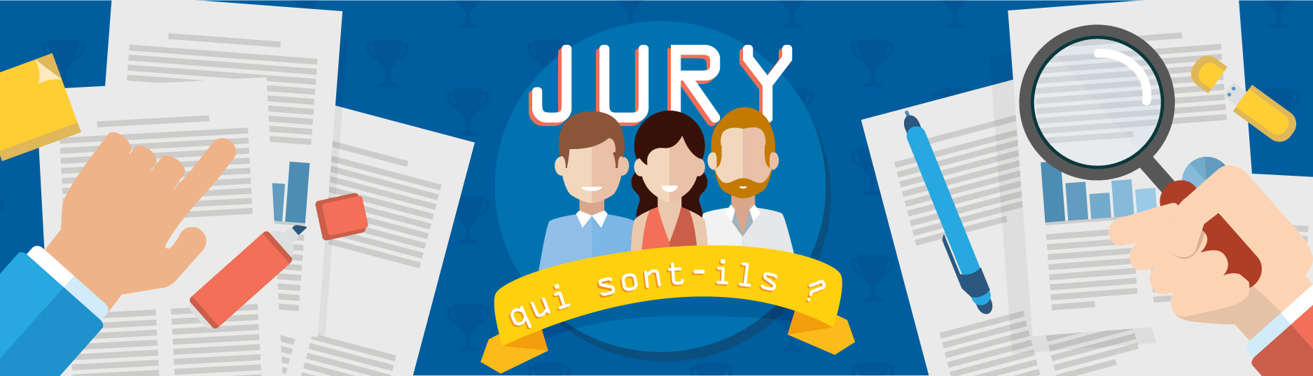 membres du jury : qui sont-ils ?